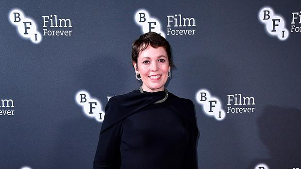 Olivia Colman attending the BFI Chairman's dinner held at The Rosewood Hotel, London (Ian West/PA)