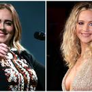 Adele and Jennifer Lawrence party together at New York gay bar (PA Wire)