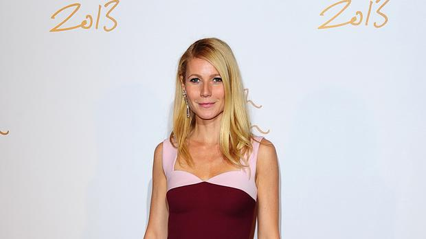 Gwyneth Paltrow's daughter chided her for posting a selfie without her permission (Ian West/PA)