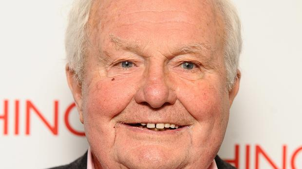 Thunderbirds voice actor Shane Rimmer has died, aged 89 (Ian West/PA)