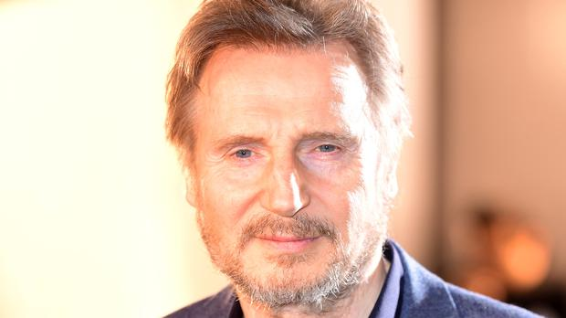 Liam Neeson apologises again for past racist thoughts