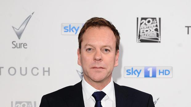 e099efbe7c6 Kiefer Sutherland cried when he discovered father Donald s career ...
