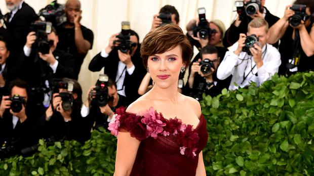 Scarlett Johansson warned of another incident 'like Princess Diana' after alleging she was pursued through Los Angeles by a pack of paparazzi (Ian West/PA Wire)