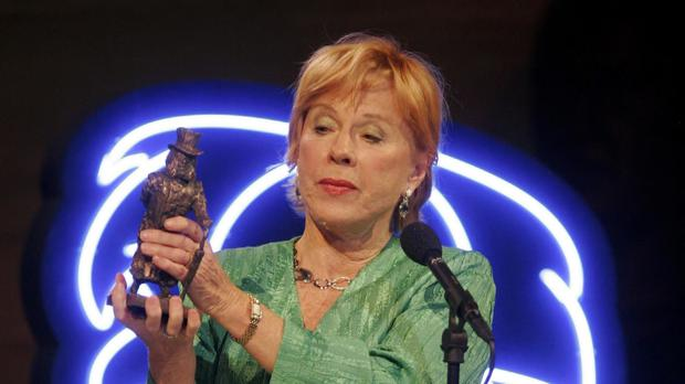 Bibi Andersson withdrew from public life after a stroke in 2009 (Jarl Fr Erichsen/NTB Scanpix via AP, File)