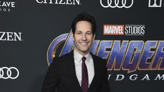 Paul Rudd plays Ant-Man in the Marvel universe film (Jordan Strauss/Invision/AP)