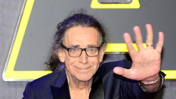 Peter Mayhew, the actor who played Chewbacca in Star Wars, has died at the age of 74 (Anthony Devlin/PA)