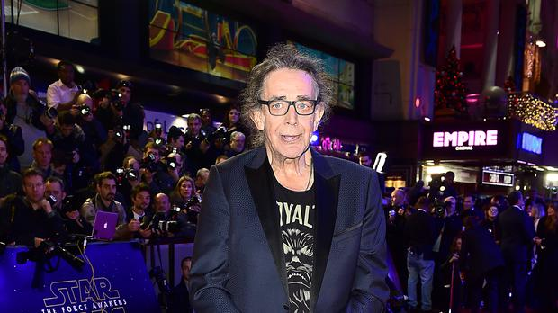 Chewbacca actor Peter Mayhew hailed 'the gentlest of giants' following death (Ian West/PA)