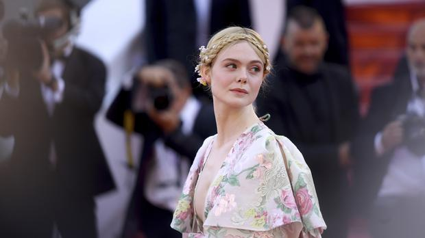 Elle Fanning is the youngest ever member of the Cannes jury (Photo by Arthur Mola/Invision/AP)