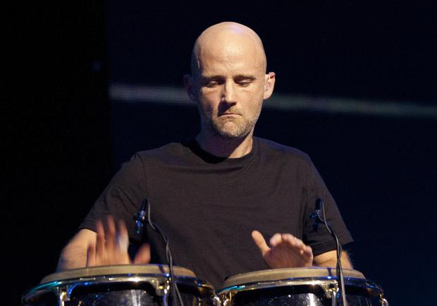 Moby wrote in his memoirs that he dated the actress Natalie Portman, however she disputes the claim (PA)