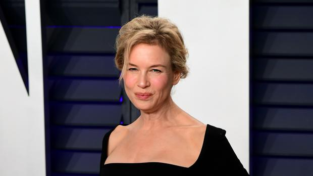 Renee Zellweger (Ian West/PA)