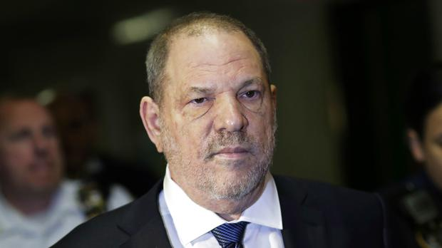 Harvey Weinstein has been accused of sexual misconduct by scores of women (AP Photo/Mark Lennihan, File)