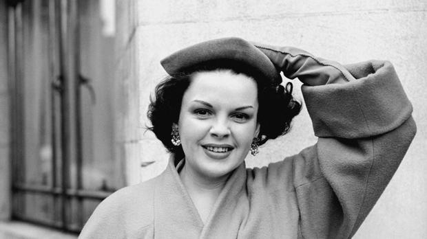 Judy Garland declined the invitation to dinner (PA)