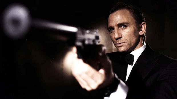 Daniel Craig as James Bond (EON Productions/PA)