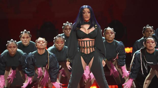 Cardi B Wins Album Of The Year At Bet Awards Independent Ie