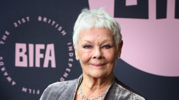 Dame Judi Dench has defended the work of Kevin Spacey and Harvey Weinstein, arguing the films they made should not be airbrushed from history (Matt Crossick/PA)