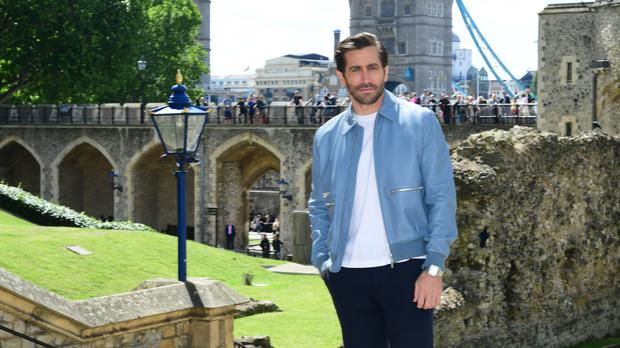 Jake Gyllenhaal plays Mysterio in the new Spider-man film (Ian West/PA)