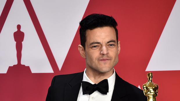 Rami Malek says he sought assurances about his character in the upcoming James Bond film (Alberto Rodriguez/PA)