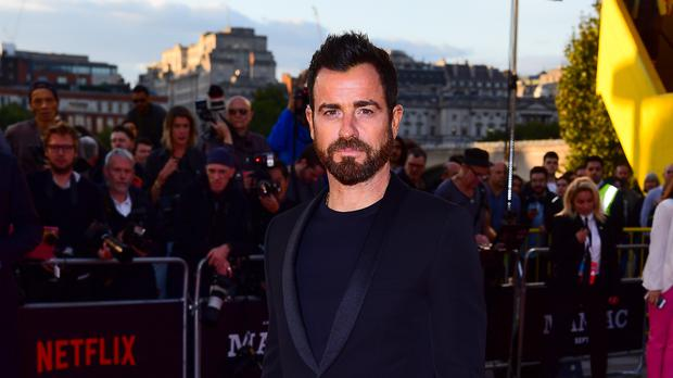 Justin Theroux's dog has died (Victoria Jones/PA)