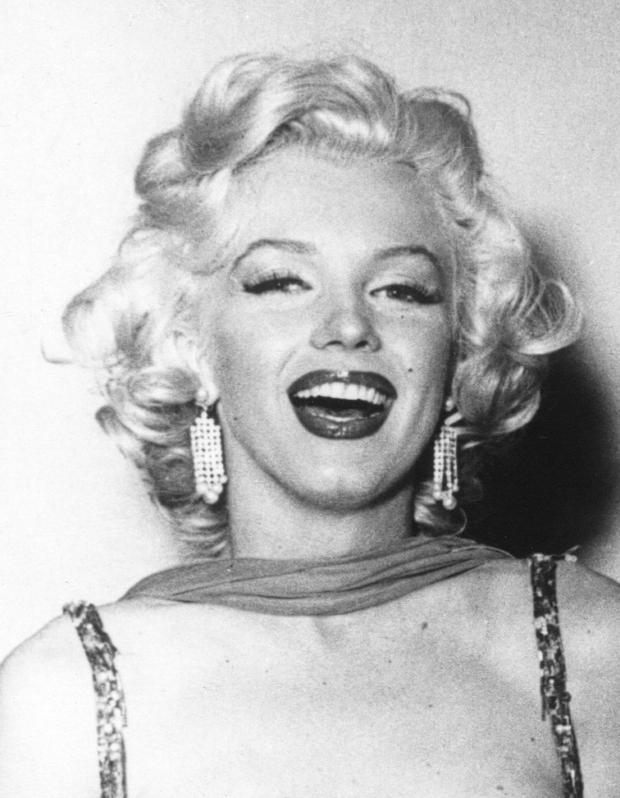 Marilyn Monroe died in 1962 at the age of 36 but remains popular among fans (Samsung/PA)