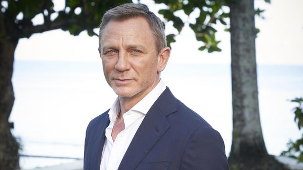 Daniel Craig will return as 007 in No Time To Die (Rushard Weir/PA)