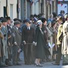 Downton Abbey is among film productions that have contributed cash towards training in the industry (Ben Birchall/PA)
