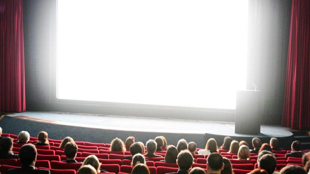 The chain specialises in upmarket cinemas that focus primarily on arthouse films, and 'event' cinema, such as live broadcasts of opera and theatre (stock photo)