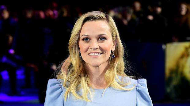 Reese Witherspoon (Ian West/PA)
