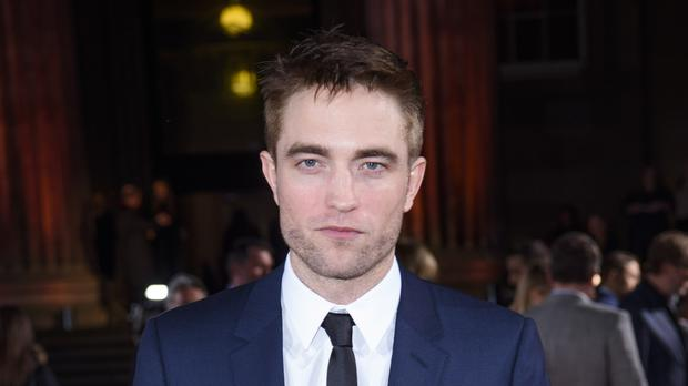 Robert Pattinson (Matt Crossick/PA)