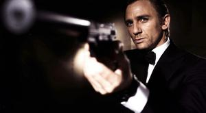 Daniel Craig as James Bond. The upcoming James Bond film will be called No Time To Die. (EON Productions)