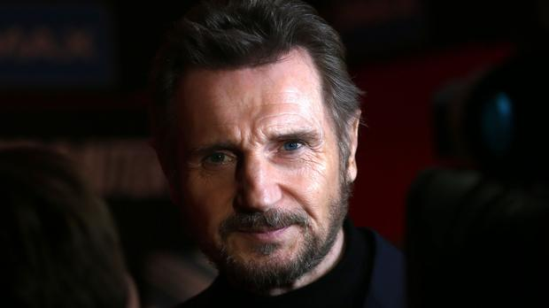 Liam Neeson is among those appearing in the film (Laura Hutton/PA)