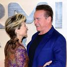 Arnold Schwarzenegger and Linda Hamilton back together for new Terminator film (Ian West/PA)