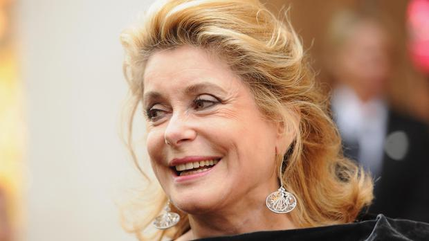 Actress Catherine Deneuve suffers mild stroke