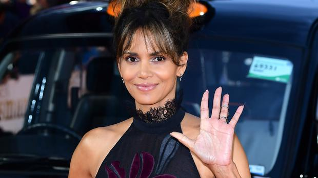 Halle Berry 53 stuns fans as she shows off her rock-hard abs