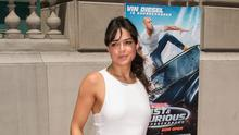 Michelle Rodriguez said she was not sure an all-female spin-off of the Fast & Furious franchise would be a hit (AP)