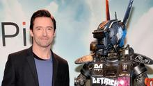 Hugh Jackman plays an engineer in Chappie
