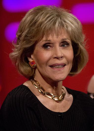 Jane Fonda will be honoured with the humanitarian award from Women In Film (PA)