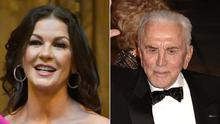 Catherine Zeta Jones has led the tributes to her father-in-law Kirk Douglas after the Hollywood great died at the age of 103 (Ben Birchall/Yui Mok/PA)