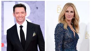 Hugh Jackman and Julia Roberts are part of the #passthemic initiative (PA)