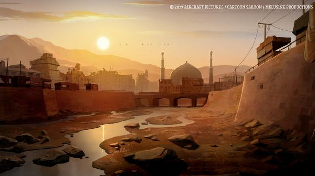 The Breadwinner, Aircraft Pictures / Cartoon Saloon / Melusine Productions