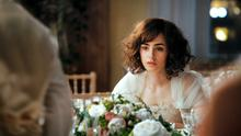 Leading lady: Lily Collins in Love, Rosie.