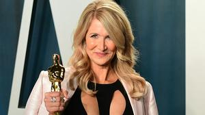 Hollywood star Laura Dern is the latest celebrity to join the All-In Challenge in aid of the coronavirus relief effort (Ian West/PA)