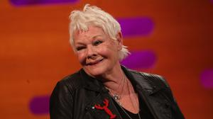 Dame Judi Dench was appearing on BBC Radio 4's Front Row programme (Isabel Infantes/PA)