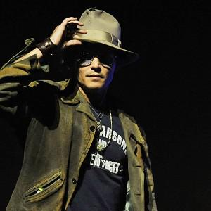 Johnny Depp made a surprise appearance at CinemaCon