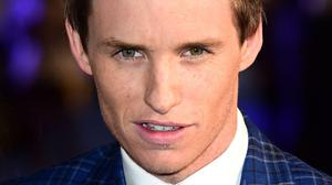 Eddie Redmayne is a Jennifer Aniston fan