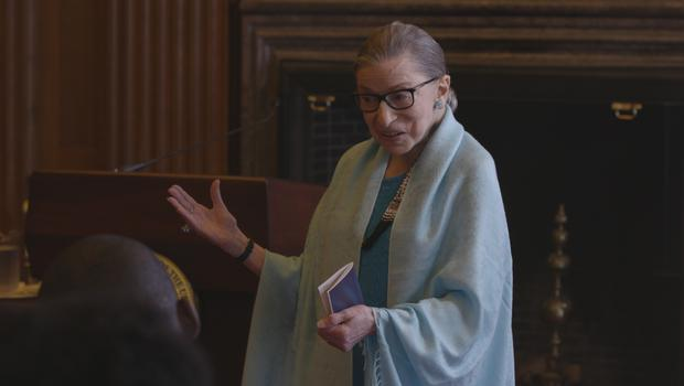 Supreme Justice Ruth Bader Ginsburg is a revered figure in the United States (Magnolia Pictures/CNN Films/PA)