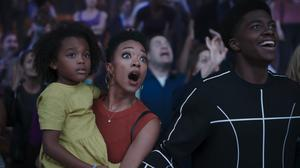 Sonequa Martin-Green in Space Jam: A New Legacy
