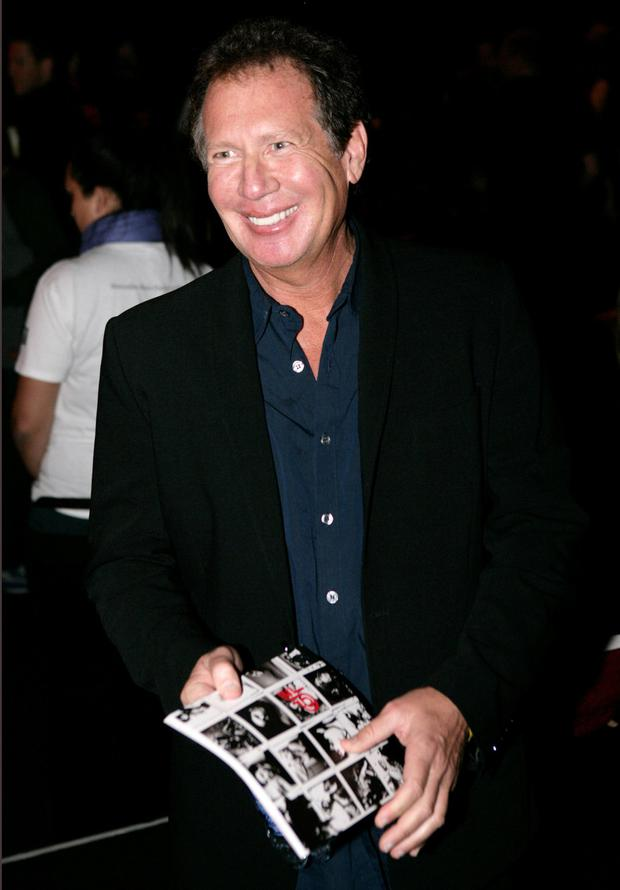 KING OF COMEDY: Garry Shandling was revered in show business and inspired Ricky Gervais and Sacha Baron Cohen. Photo: AP