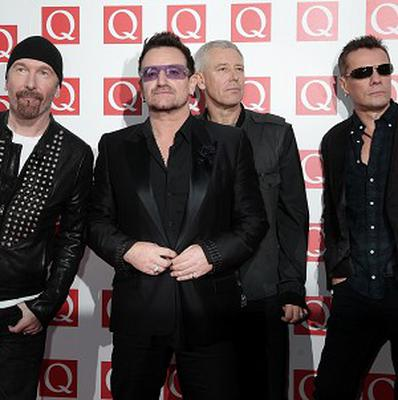 U2 will perform at the Oscars