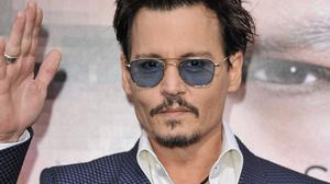 Johnny Depp was cut short at the Hollywood Film Awards after a sweary introduction speech