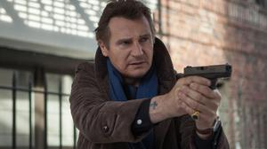 Liam Neeson plays a recovering alcoholic in A Walk Among The Tombstones